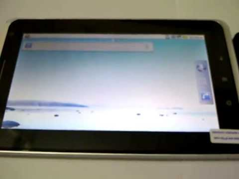 CDMA2000 1XEVDO Android Tablet Mobile T700