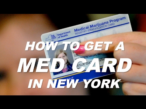 How to get a MEDICAL MARIJUANA CARD in New York | by Cannabis Frontier