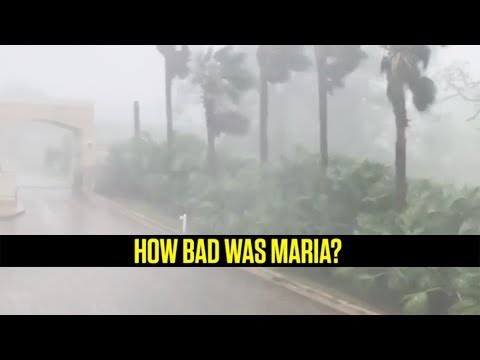 #ClimateFacts: Puerto Rico After Hurricane Maria