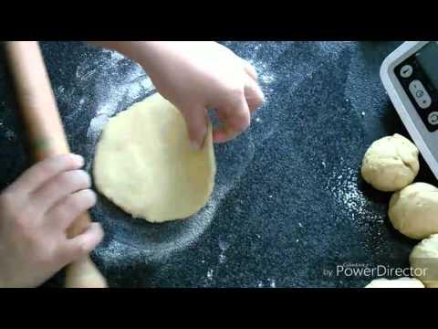 Ricetta kcook: Piadina di semola all' olio evo