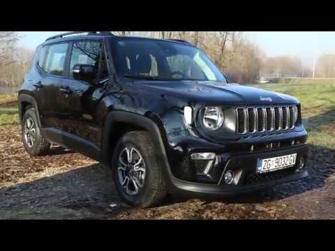 Jeep Renegade 1 0 Gse Turbo 120 Test Youtube