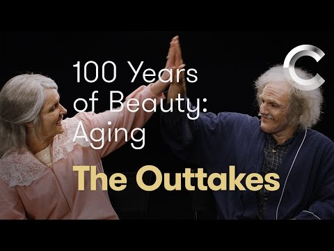 Aging | Outtakes | 100 Years of Beauty