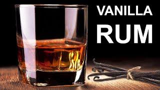 Making Vanilla Flavored Rum! - Pąrt 2