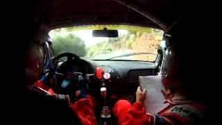 Rally Santa Brigida 2013