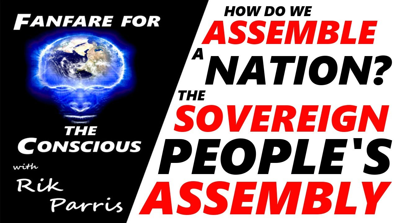 How to Assemble a Nation - The American States Assembly and Assembling Lawfully in your Nation