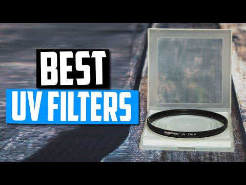 Best UV Filter In 2020 - Top 5 Picks & Things You Should Look For