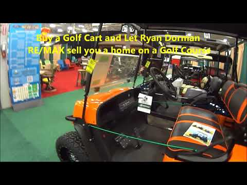 Power Equipment Solutions Customized Golf Carts