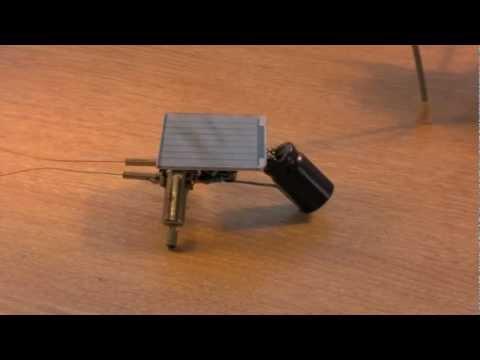 Solar powered B.E.A.M 'bots.