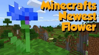 Literally Just 90 Minutes Of Minecraft Flower Collection