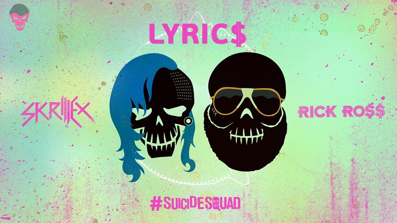Purple Lamborghini Skrillex Rick Ross Lyrics Youtube