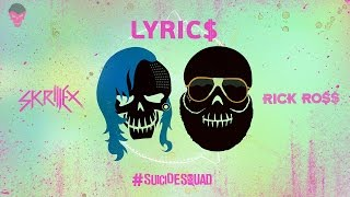 Purple lamborghini Skrillex & Rick Ross - LYRICS
