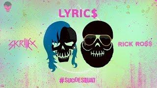 Purple lamborghini Skrillex & Rick Ross - LYRICS