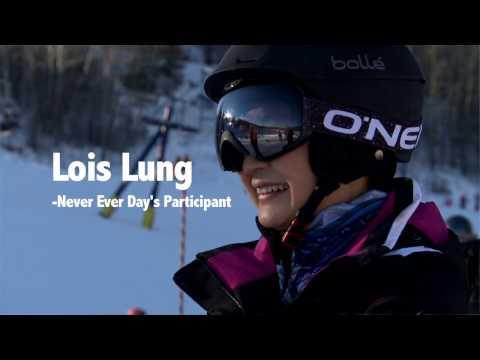 Go Ski Alberta: First time taking ski lessons