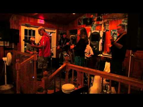 Late night blues jam at Bray's -- 9-7-14