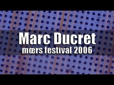 Marc Ducret Trio - mœrs festival 2006