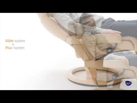 Ekornes - Stressless Magic Glide Plus