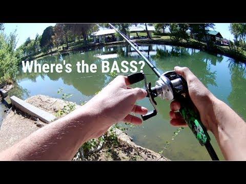 Finding BASS In LAS VEGAS?!