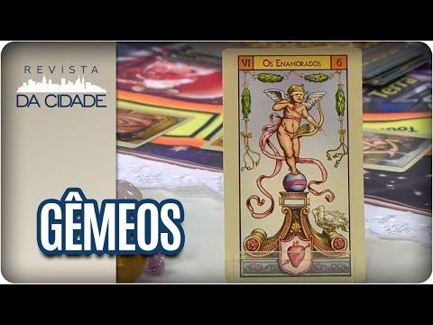 Previsão de Gêmeos 22 à 29/01 | Horóscopo - Revista da Cidade (23/01/17)