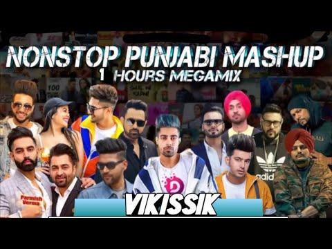 Punjabi Mashup 2019 | Punjabi Bass Boosted Songs 2019 | Top Hits Remix Mashup Songs 2019 | DJ HSD |