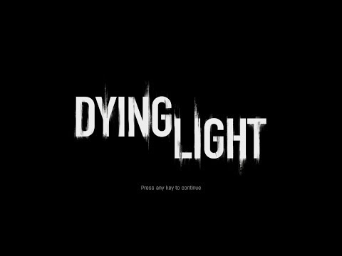 Dying Light (Blind Live Stream) Part 43 - Delivery Drop