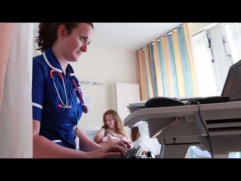 Building the digital hospital