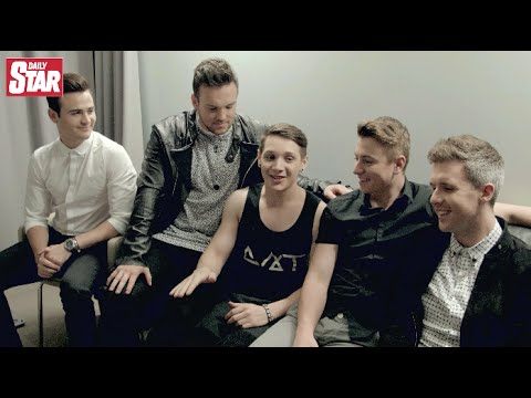 Collabro Acoustic Of Let It Go With Daily Star