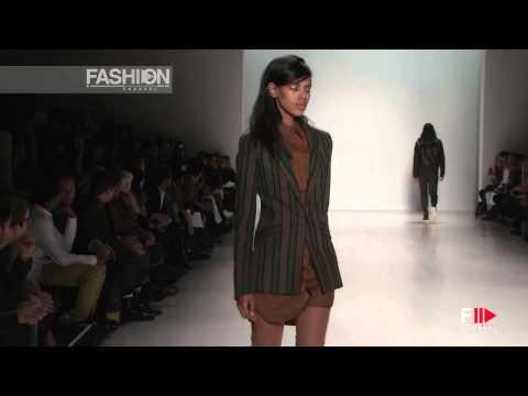 """""""RICHARD CHAI"""" Full Show HD New York Fashion Week Fall Winter 2014 2015 by Fashion Channel"""