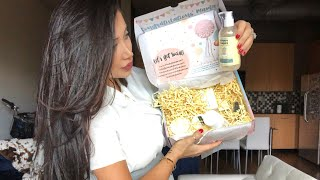 Oh Baby Box Unboxing and Amazing Reveal!!!!!! Must watch***