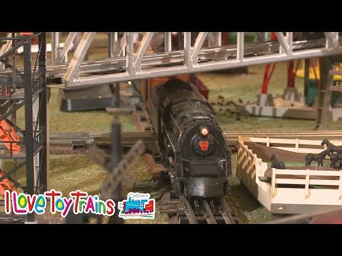 Lionel Vs. American Flyer | The Golden Age Of Toy Trains