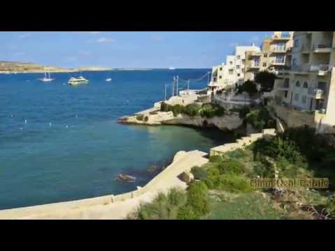 Malta Property For Sale | Seafront Apartment | St. Paul's Bay