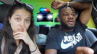 A RACIST COP RUIN OUR DAY - FAMILY VLOG