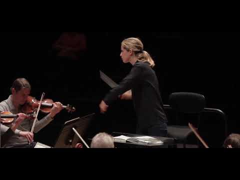 Karina Canellakis - Premiers concerts à la Philharmonie de Paris