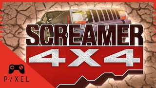 SCREAMER 4x4 [2000, PC] Review | It