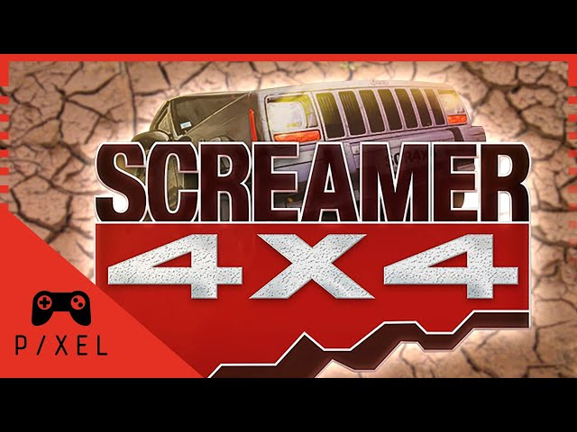 Screamer 4x4 (2000, PC) Review | Ep. 125