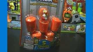 Opening A Trash Pack Series 2 5-pack With #109 Yuk Duck Visible