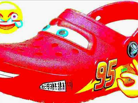 Lightning McQueen Crocs MEME - YouTube