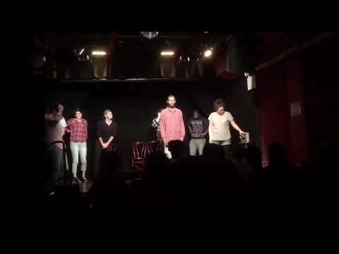 Open Improv Jam at Upright Citizens Brigade anyone can join!