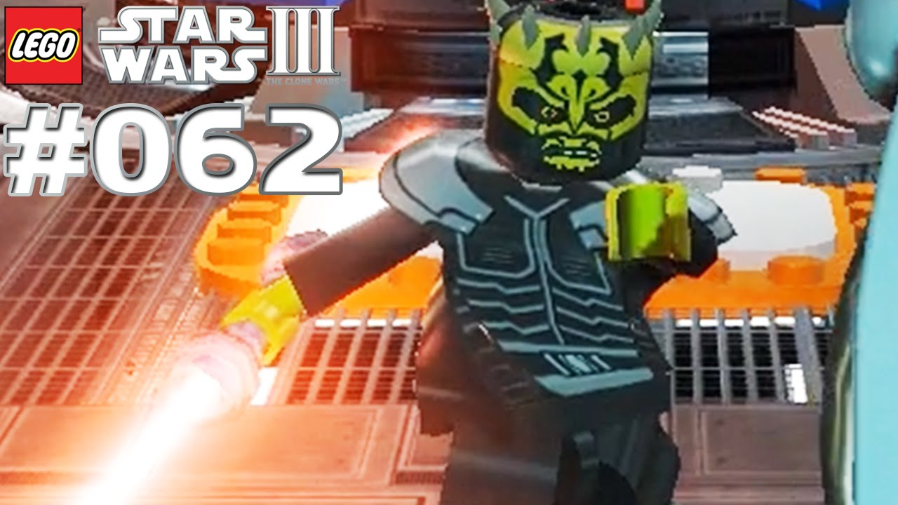 Worksheet. Lets Play LEGO Star Wars 3 The Clone Wars 062 Savage Opress
