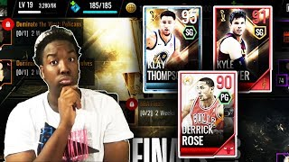 NBA PLAYERS THAT DESERVE A BETTER CARD IN NBA LIVE MOBILE 18!!!