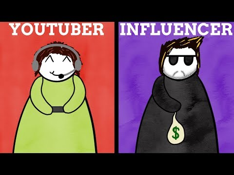 Why Are YouTubers Called Influencers Now?