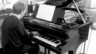 """Schumann: """"Erinnerung"""" (4. November 1847) aus Album für die Jugend op. 68"""