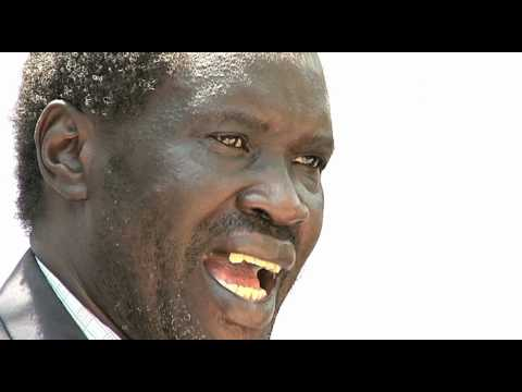 South Sudan's Independence - Hopes & Action PSA -  ALFRED TABAN