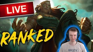 Illaoi League of Legends Ranked Game EUW - LoL Top Stream