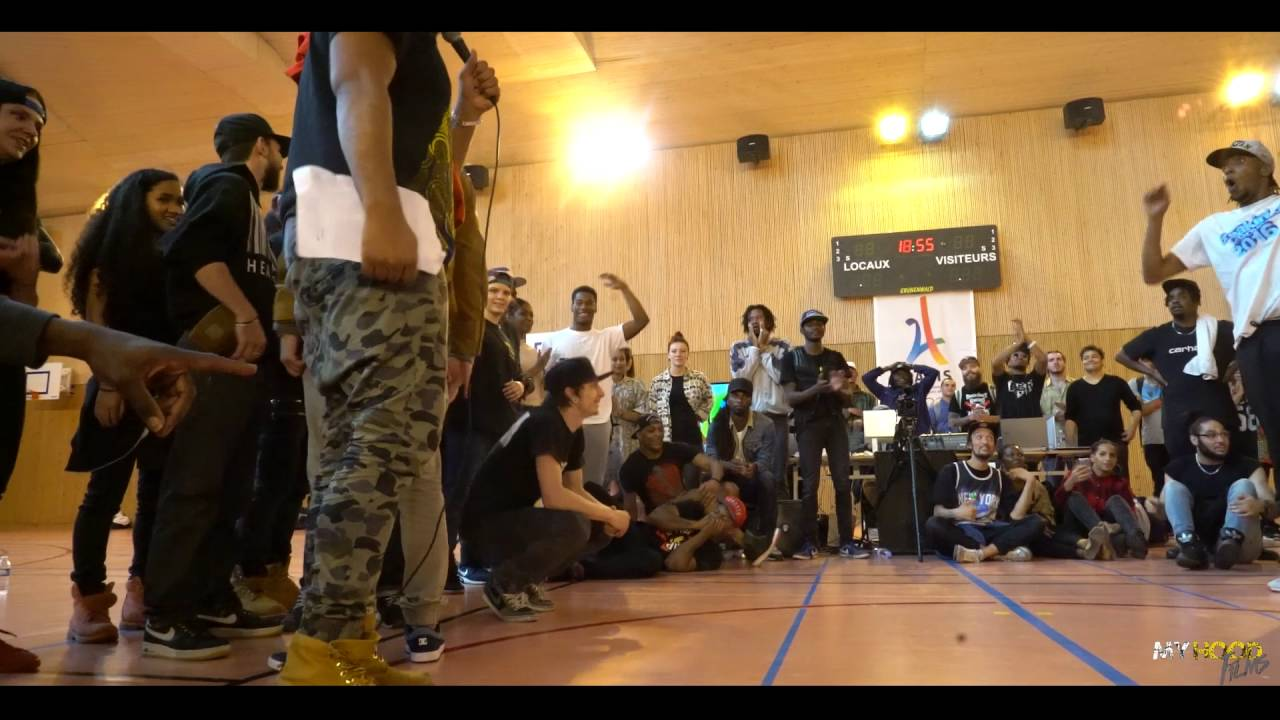 KEFTON Vs UGLY FATE 1/4 FINAL | Hip Hop vs Krump ...
