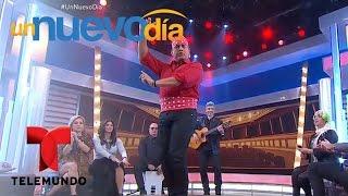 ¿Ricky Martin contratará a Daniel Sarcos para su show?   Un Nuevo Día   Telemundo