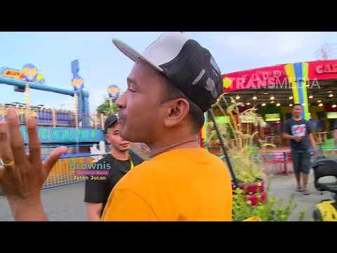 BROWNIS - Jalan-Jalan Di Surabaya Carnival Park (29/7/18) Part2