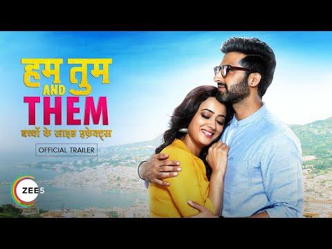 Hum Tum And Them | Official Trailer | Shweta Tiwari, Akshay Oberoi | Now Streaming on ZEE5