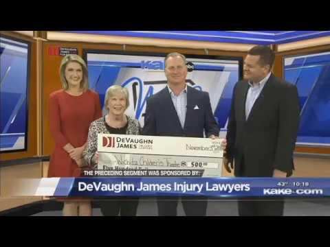 Wichita Children's Theatre and Dance Center - DeVaughn James Injury Lawyers WINS for Kansas