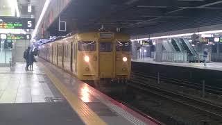 115系L-07編成発車