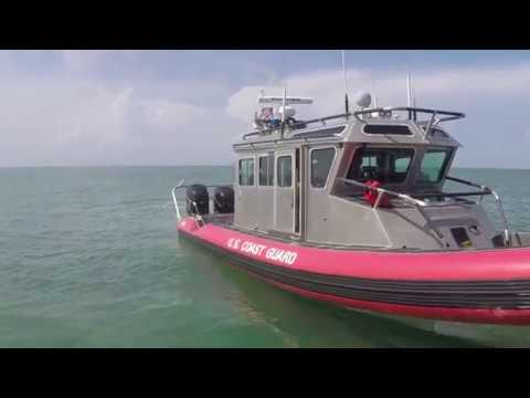 What its like being Boarded by the Coast Guard